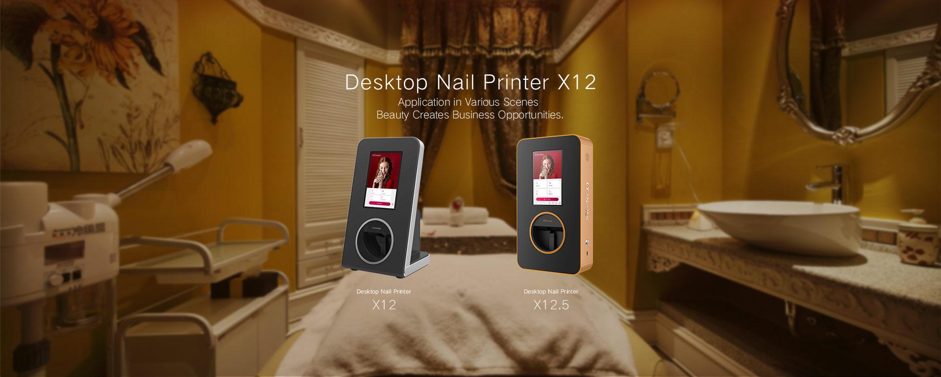 O2nails Mobile Nail Printer Digital Nail Printer Nail Art Printer