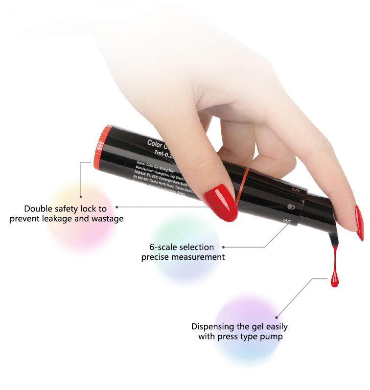 Auxiliary Stick Pen Oxygen Pen(Steel Color)